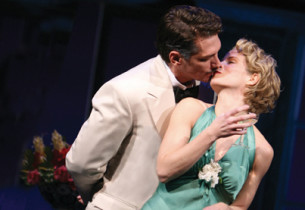 Paolo Szot and Kelli O'Hara (Photo: Joan Marcus)