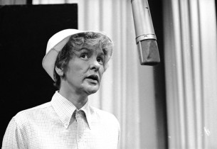 Elaine Stritch (Photo: Sandy Speiser)
