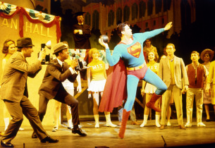 Bob Holiday as Superman