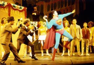 Bob Holiday as Superman