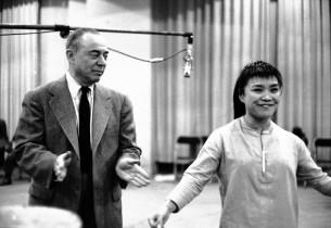 Richard Rodgers and Pat Suzuki
