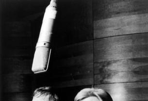 Len Cariou and Angela Lansbury recording