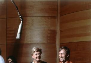 Angela Lansbury and Len Cariou
