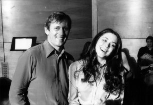 Len Cariou and Betsy Joslyn