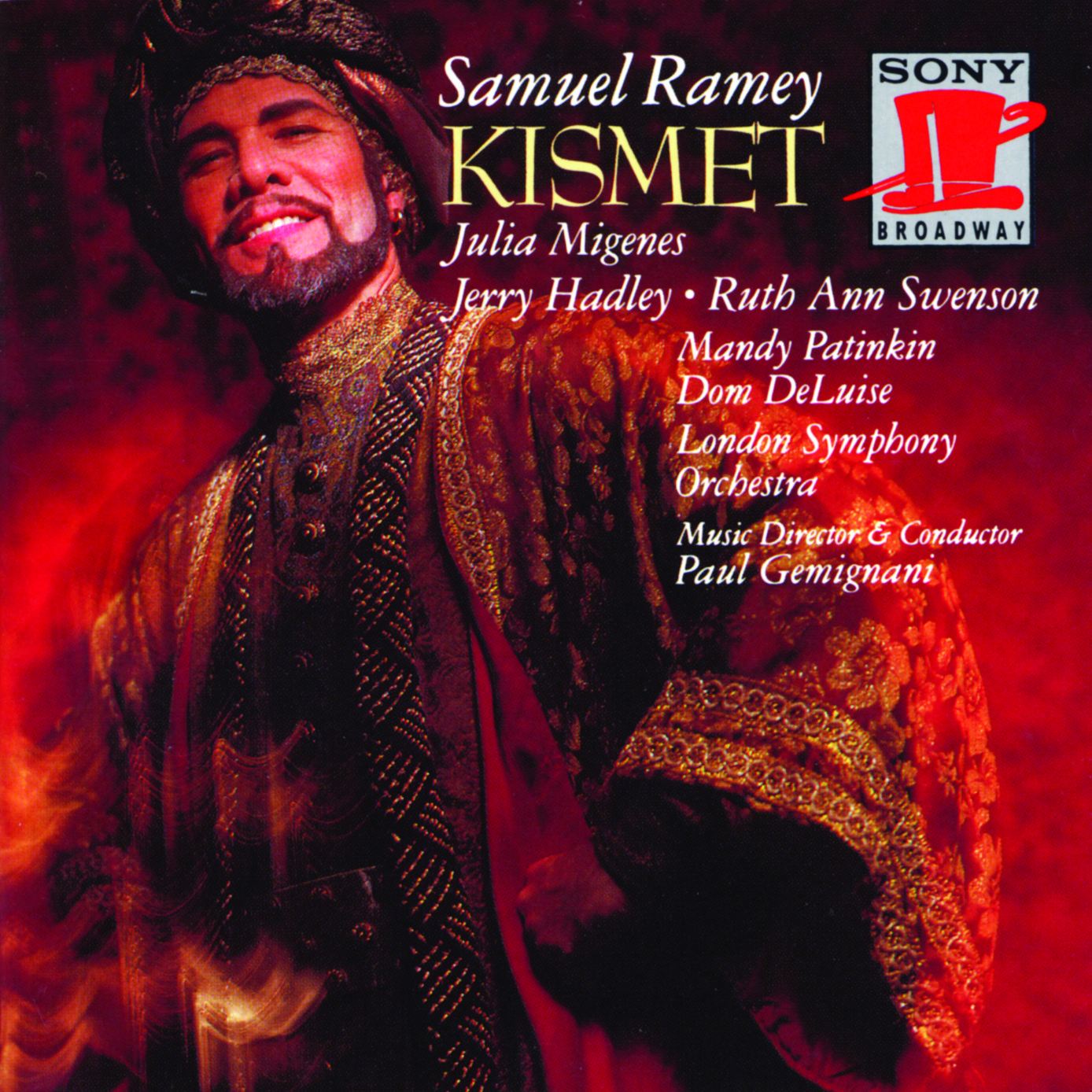 Kismet: A Musical Arabian Night – Studio Cast Recording 1991
