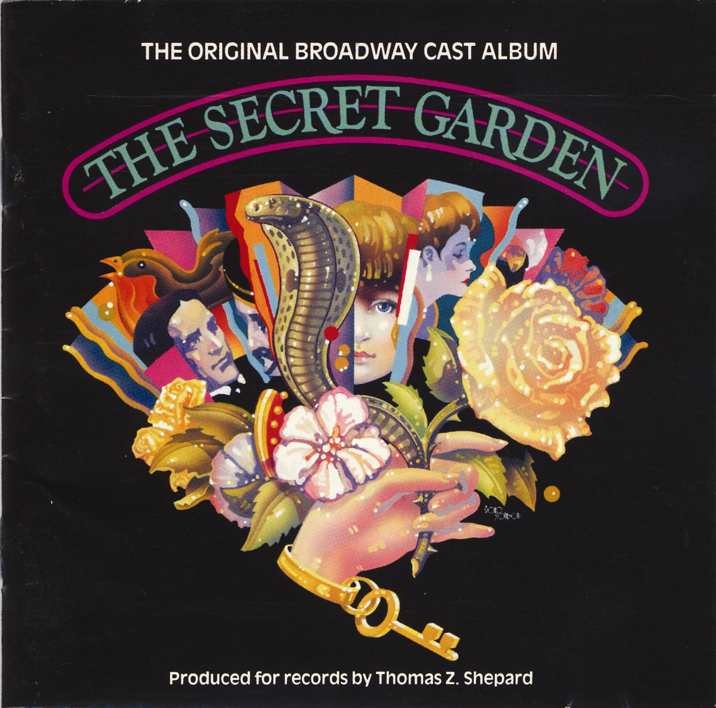 The Secret Garden – The Original Broadway Cast Album 1991