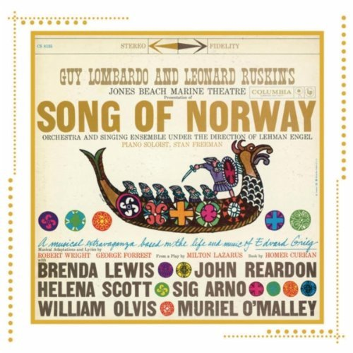 Song of Norway – Jones Beach Marine Theater 1958