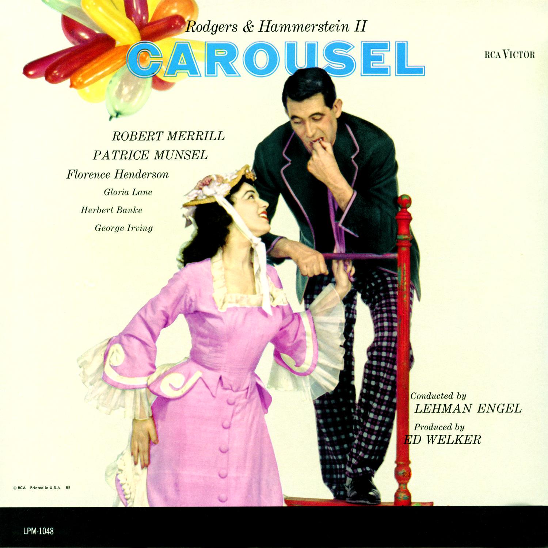 Carousel – Studio Recording 1955