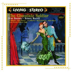 The Chocolate Soldier – Studio Cast Recording 1958