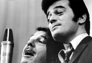 David Wayne and Robert Goulet