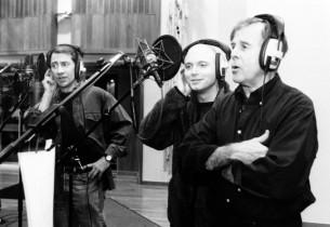 David Garrison, Michael Cerveris, John Cunningham