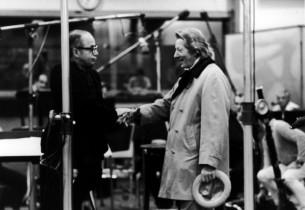 Jay Blackton and Danny Kaye