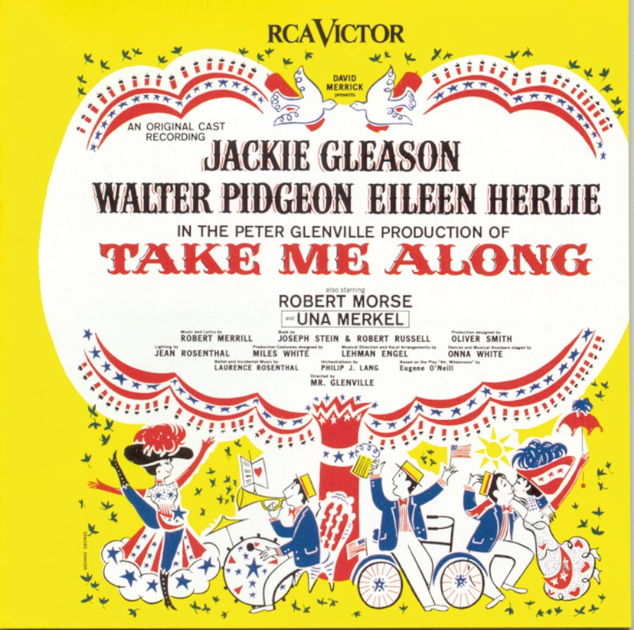 Take Me Along – Original Broadway Cast Recording 1959