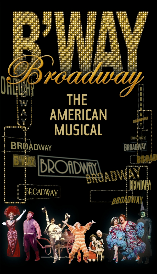 Broadway: The American Musical – 5 disc set