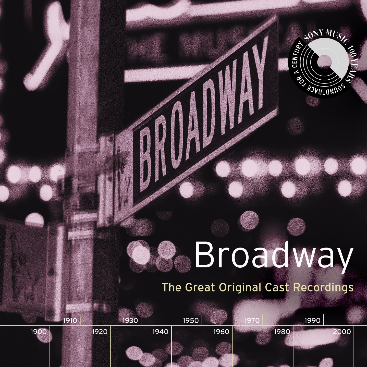 Broadway: The Great Original Cast Recordings