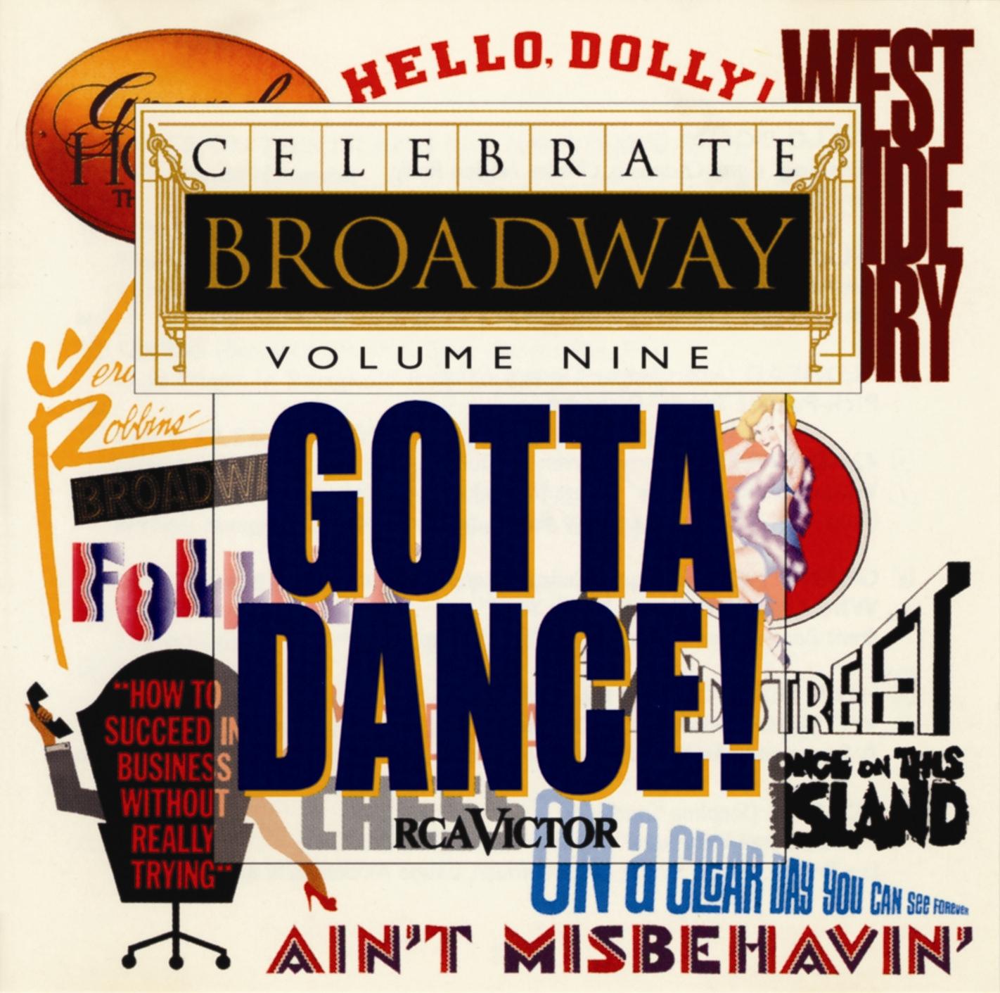 Celebrate Broadway Vol. 9: Gotta Dance