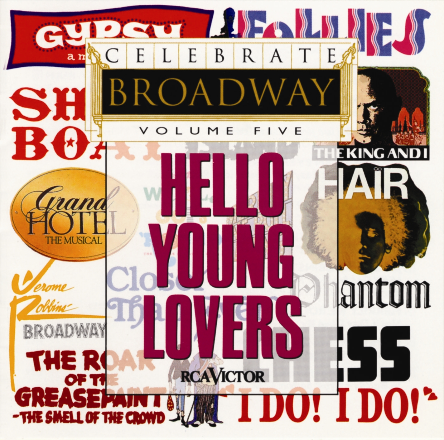 Celebrate Broadway Vol. 5: Hello Young Lovers