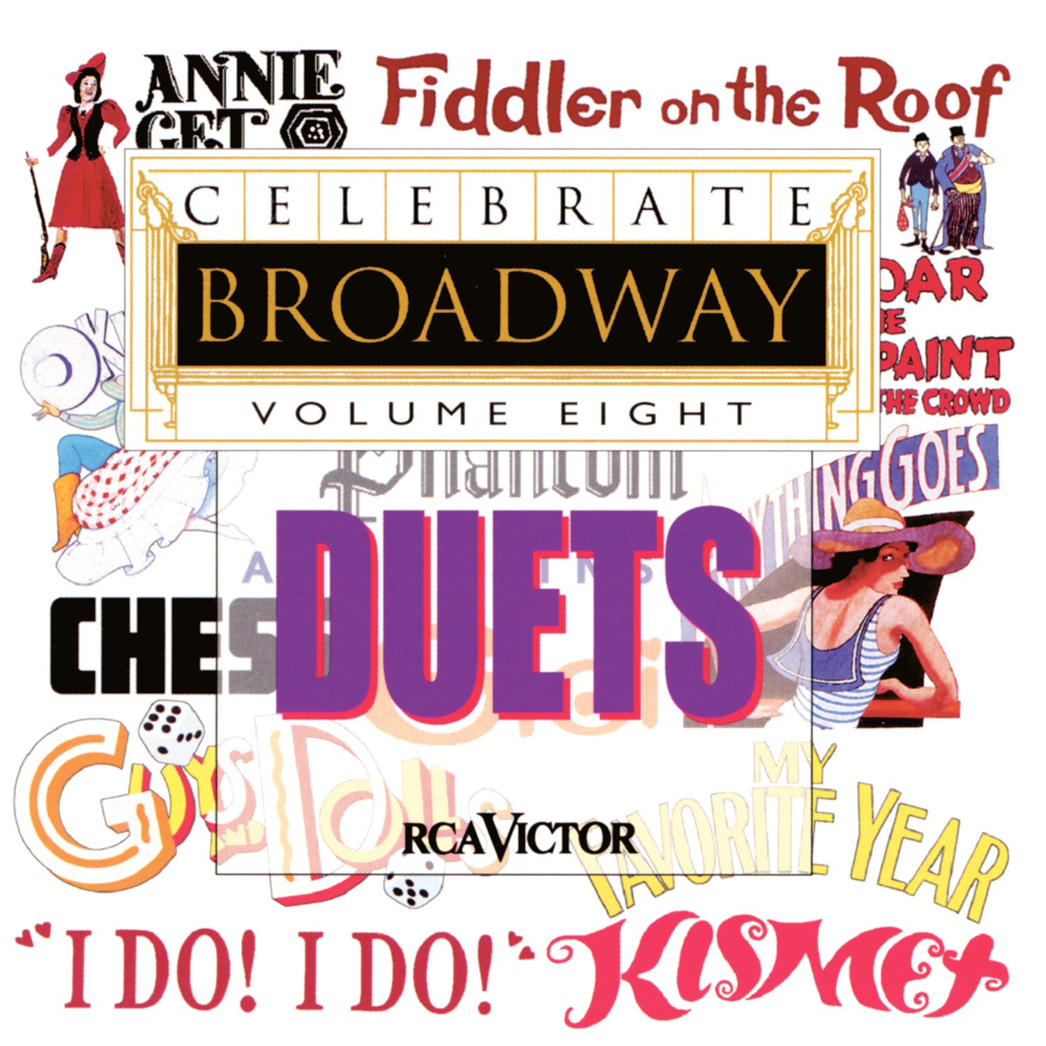 Celebrate Broadway Vol. 8: Duets