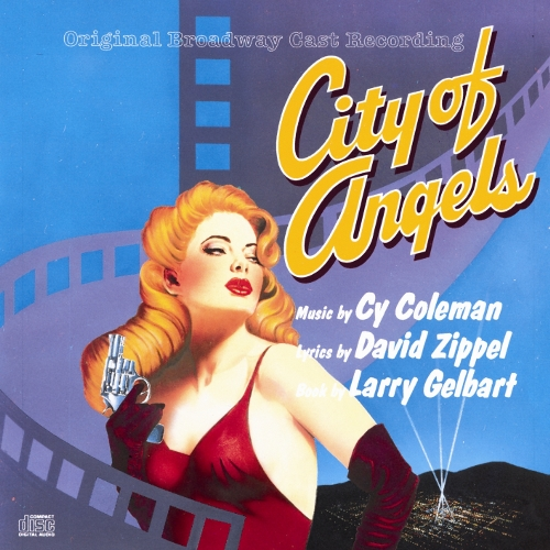 City Of Angels – Original Broadway Cast Recording1989