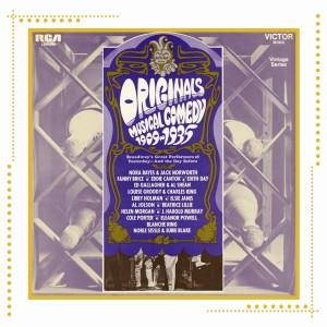 Originals: Musical Comedy 1909–1935