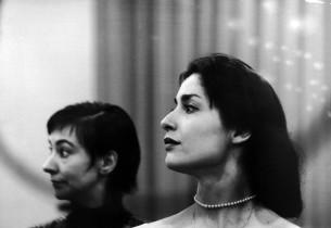 Carmen Gutierrez and Carol Lawrence