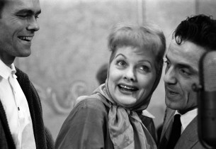 Swen Swenson, Lucille Ball and Al Lanti