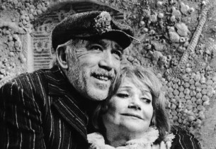 Anthony Quinn and Lila Kedrova (Photo: Martha Swope)