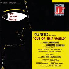 Out of This World – Original Broadway Cast Recording 1950