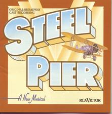 Steel Pier – Original Broadway Cast Recording 1997