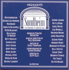 Sondheim: A Celebration at Carnegie Hall (Highlights) – June 10, 1992