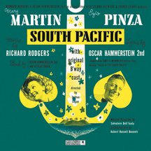 South Pacific - Original Broadway Cast Recording 1949