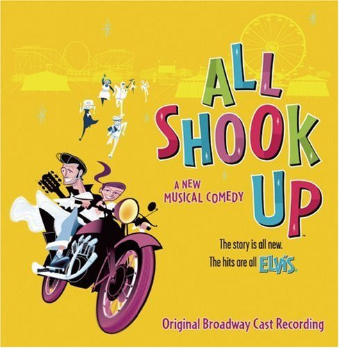 All Shook Up – Original Broadway Cast Recording 2005
