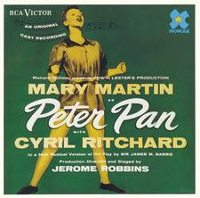 Peter Pan – Original Broadway Cast 1954