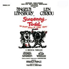 Sweeney Todd – Original Broadway Cast Recording 1979