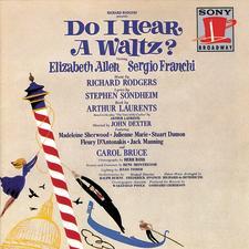 Do I Hear A Waltz? – Original Broadway Cast Recording 1965
