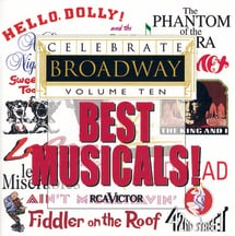 Celebrate Broadway, Vol. 10: Best Musicals!