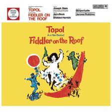 Fiddler on the Roof – Original London Cast 1967