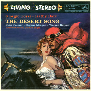 The Desert Song: The Musical Road to Morocco