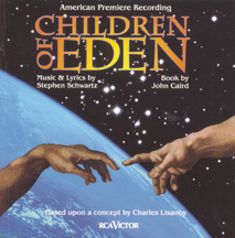Children of Eden – Paper Mill Playhouse 1997