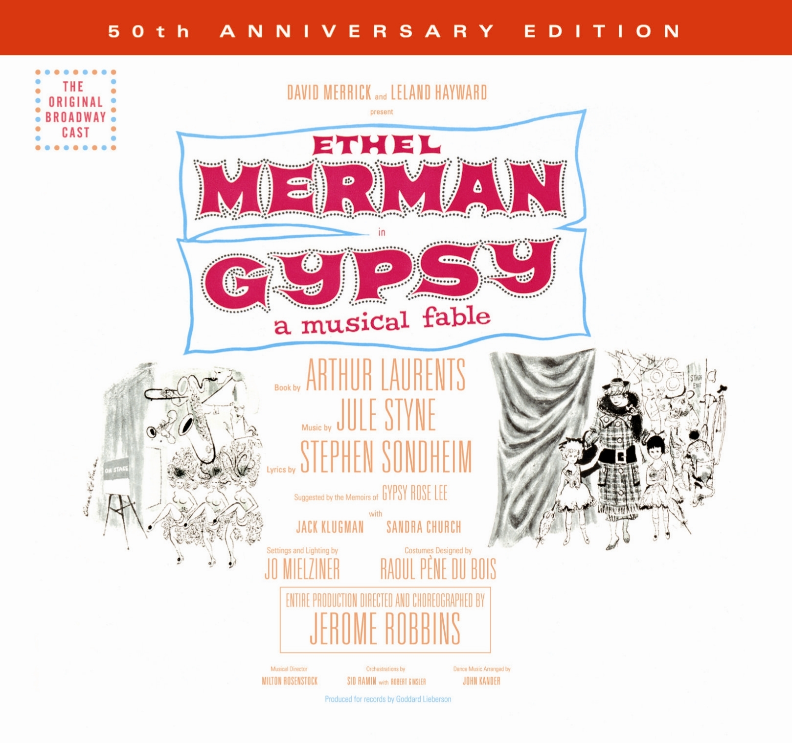 Gypsy – 50th Anniversary Edition