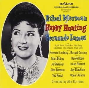 Happy Hunting – Original Broadway Cast Recording 1956