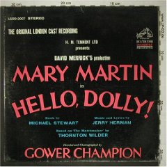 Hello, Dolly! (Original London Cast 1965)