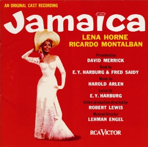 Jamaica – Original Broadway Cast Recording 1957