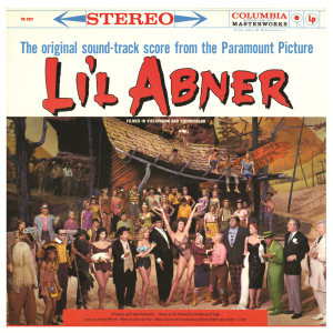 Li'l Abner - 1959 Original Motion Picture Soundtrack