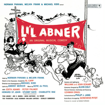 Li'l Abner – Original Broadway Cast Recording 1956