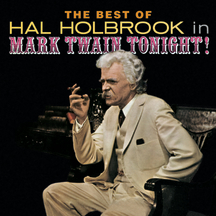 Mark Twain Tonight – Off-Broadway 1959