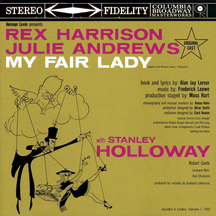 My Fair Lady – Original London Cast Recording 1959