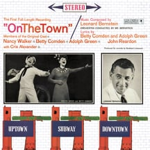 On the Town – Studio Cast Recording 1961