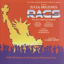Rags – with members of the Original Broadway Cast 1986