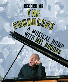 The Producers, Recording – A Musical Romp with Mel Brooks [DVD]